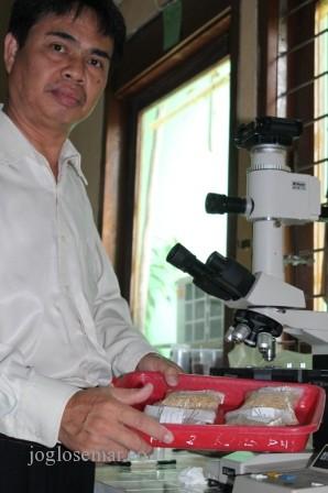 Prof. Dr. Ir. Edi Purwanto, M.Sc.